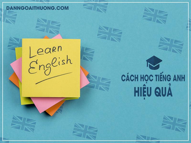 Review những cách học tiếng anh hiệu quả