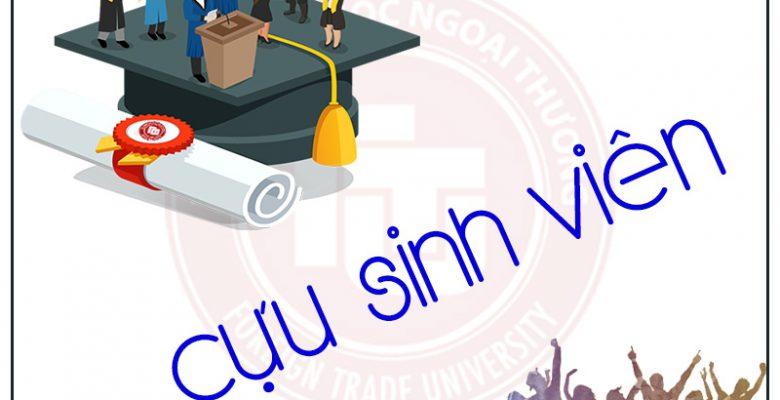 Chia sẻ của cựu sinh viên đại học ngoại thương