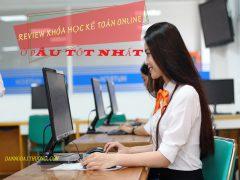 Học kế toán online ở đâu tốt nhất